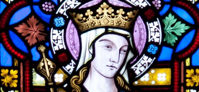 St. Elizabeth of Hungary - St. Walburge's Church, Preston, England