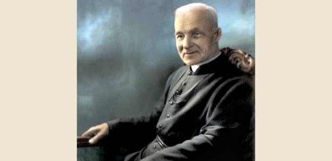 Portrait of St. Andre Bessette