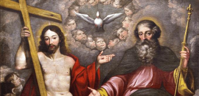 Holy Trinity by Antonio García Reinoso - Museum of Fine Arts of Córdoba – Córdoba, Spain