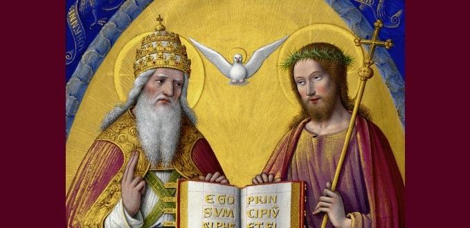 The Holy Trinity - Bibliothèque nationale de France – Paris, France