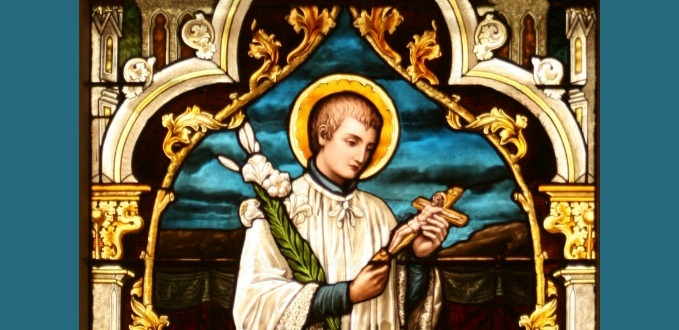 Prayer To St Aloysius Gonzaga Hiv Aids Patients